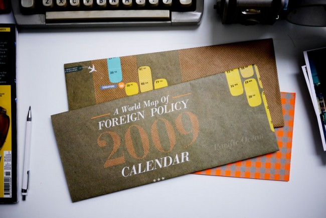 Foreign Policy Calendar