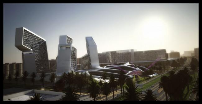 Vertical Village, Dubai