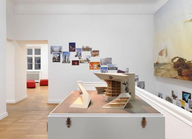 Ausstellungsansicht, Foto: Bernd Borchardt