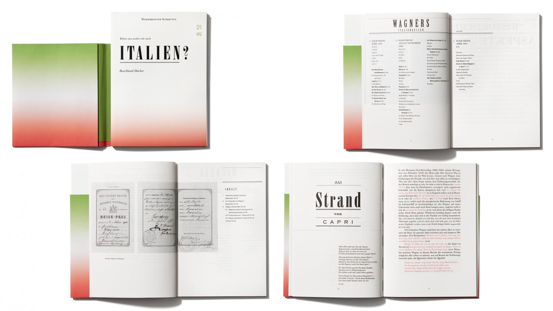 Kategorie Graphic Fine Arts: Warmbronner Schriften Nr. 21; Kunde: Christian‐Wagner‐Gesellschaft e.V.; Einsender: design hoch drei GmbH & Co. KG