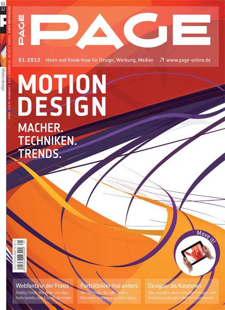 Bild PAGE 01.2012