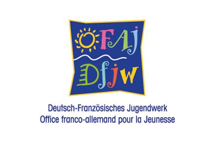 Bild DFJW Logo