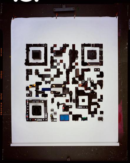 Bild David Sykes QR-Code