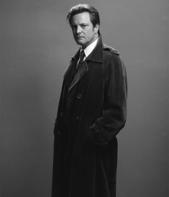 © Jack English, »Tinker Tailor Soldier Spy«, Colin Firth als Bill Hayden