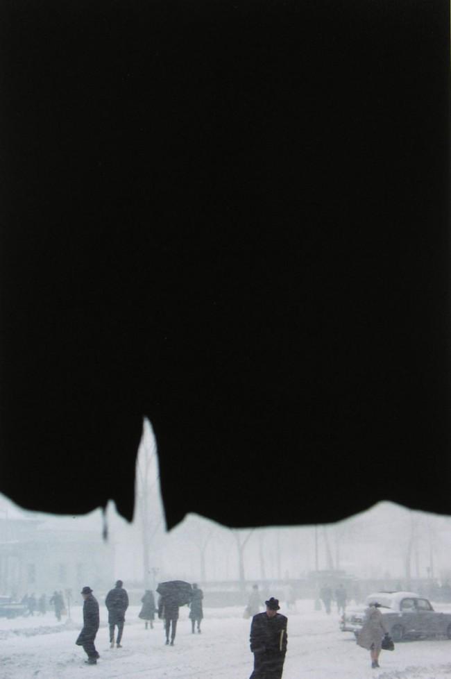 Saul Leiter: Canopy, ca. 1957