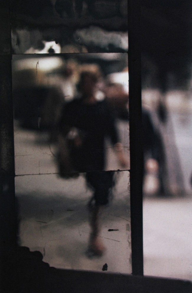 Saul Leiter: Shopping, ca. 1953