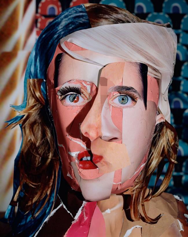 Daniel Gordon: »Red Eyed Woman« (2010)