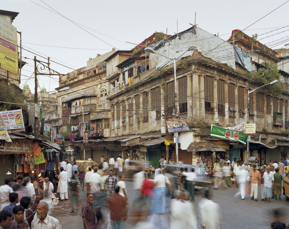 Kolkata 2006, Peter Bialobrzeski, The Raw and the Cooked, Verlag Hatje Cantz
