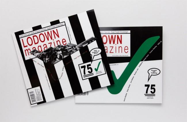 Cover Lodown Magazin Nr. 75