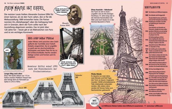 Aus dem Reiseführer »Paris«