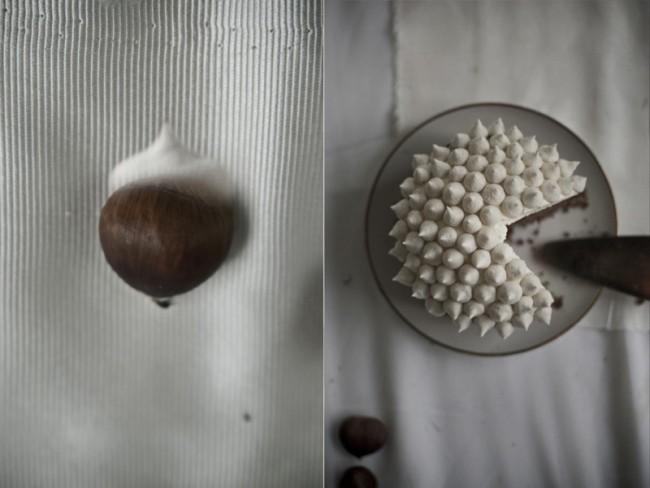 Snowy Chestnut