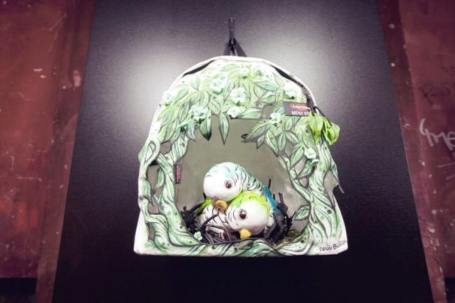 Vogelnest von Carole Bielicki