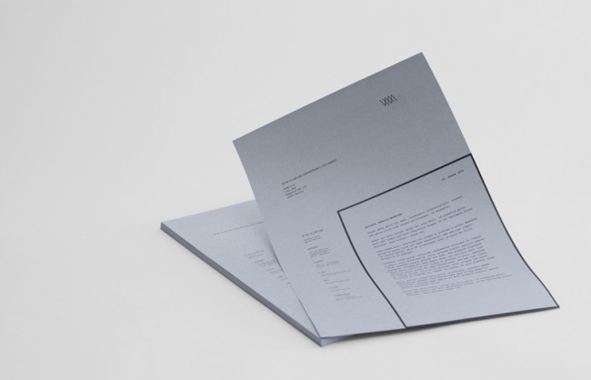 We Are Fellows – Geschäftsausstattung, Briefpapier
