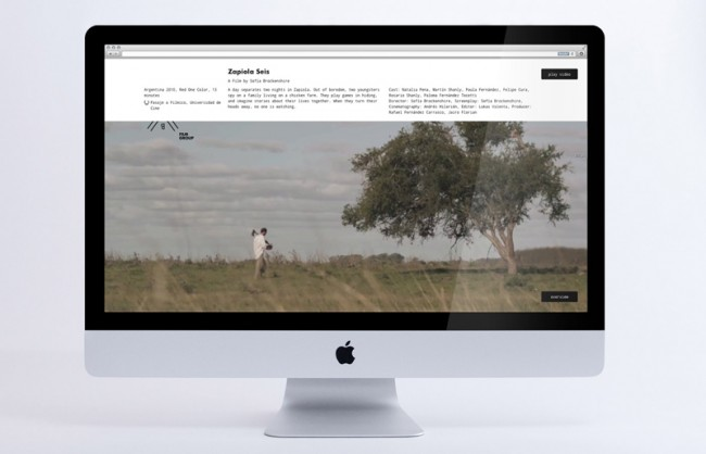 NABIS – nabisfilm.com, Videomodus mit Anmerkungen
