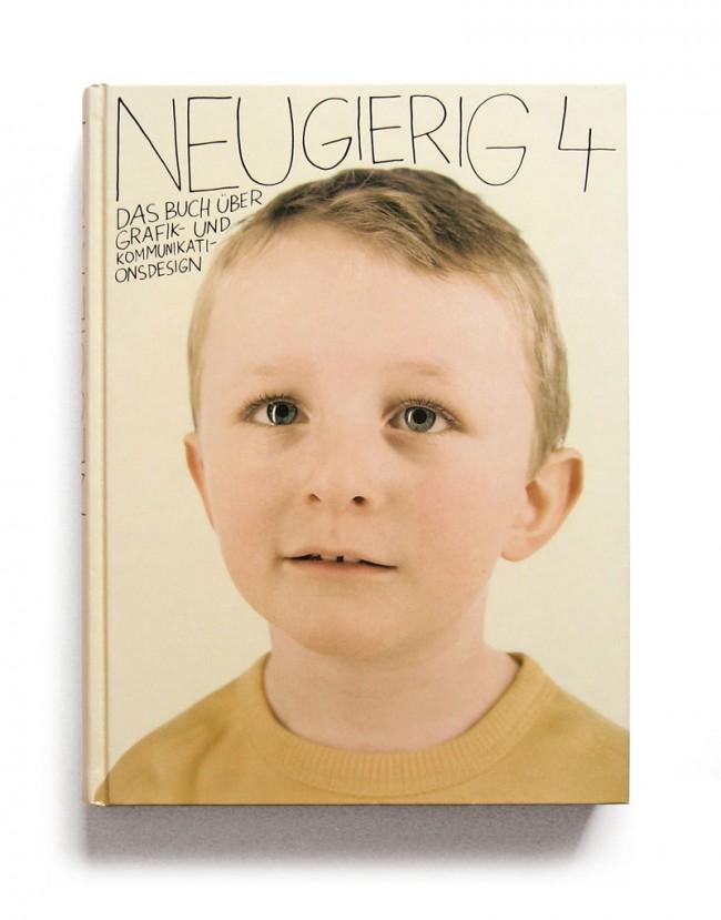 Neugierig 4 – Das Buch über Grafik- und Kommunikationsdesign | Design, Agentur: Factor Design AG
