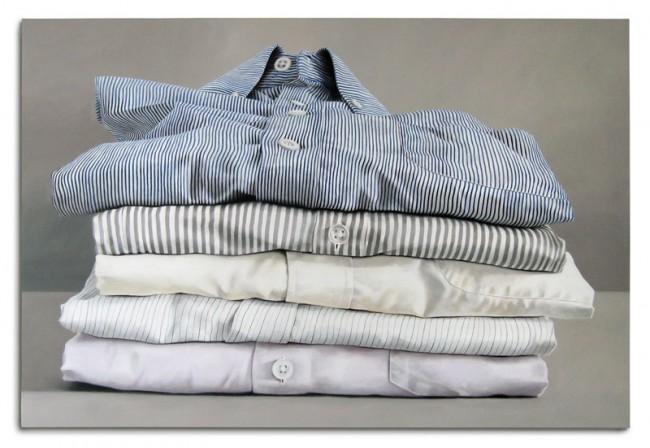 freie Arbeit »5 Hemden«