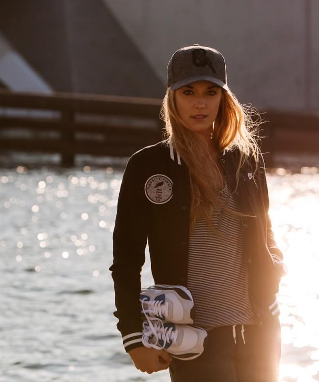 Styling und Konzept: Rebecca Rupcic / Berlin. Model: Tennisspielerin Sabine Lisicki