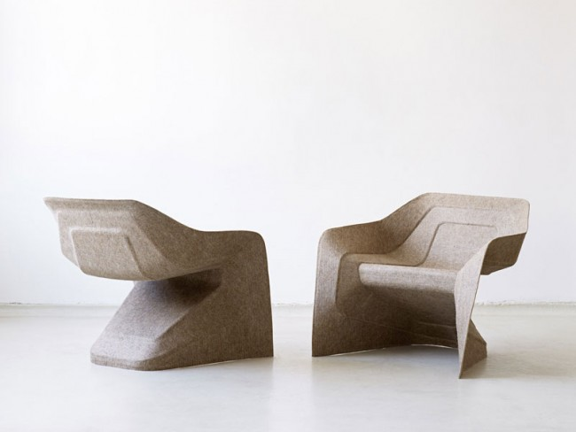 Hemp Chair, Berlin, Germany | Studio Aisslinger