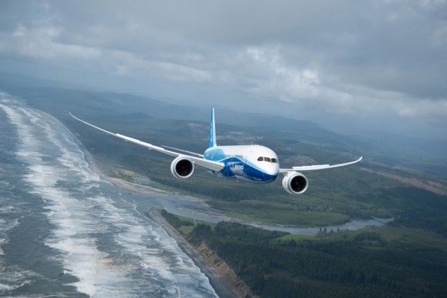 The Boeing 787 Dreamliner | Ed Turner