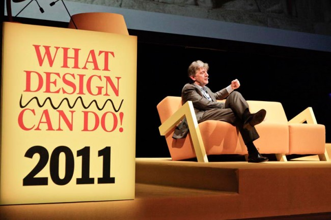 What Design Can Do! , Amsterdam, Netherlands | De Designpolitie