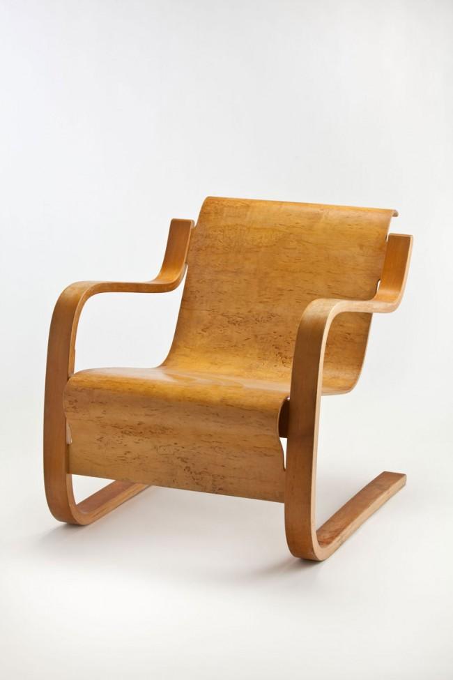 Alvar Aalto, Armlehnstuhl, Mod. Nr. 31, 1930-33, Artek oy ab, Helsinki (FIN)
