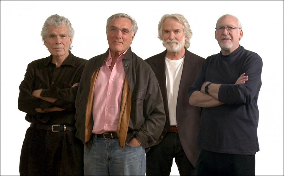 Seniors Group 2011: Don, Sid Chuck, Edd