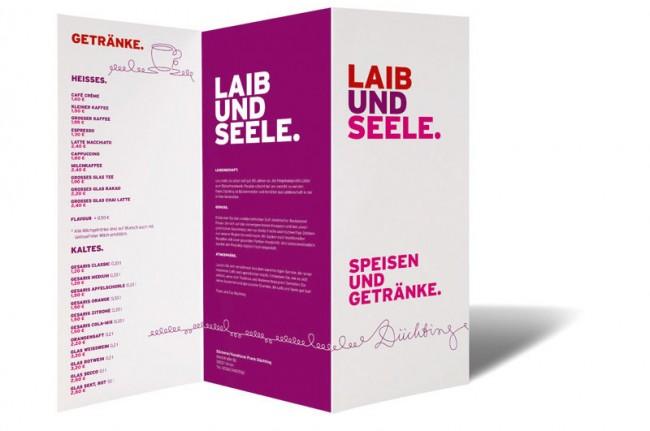 Print Media - Corporate Design: Markenrelaunch Laib und Seele Bäckerei/Konditorei; cyclos-design, Ahlen
