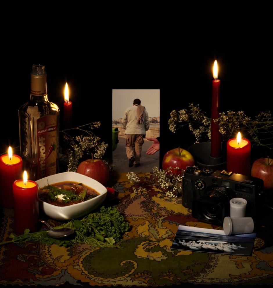Gabriela Solis: »Nature Morte«