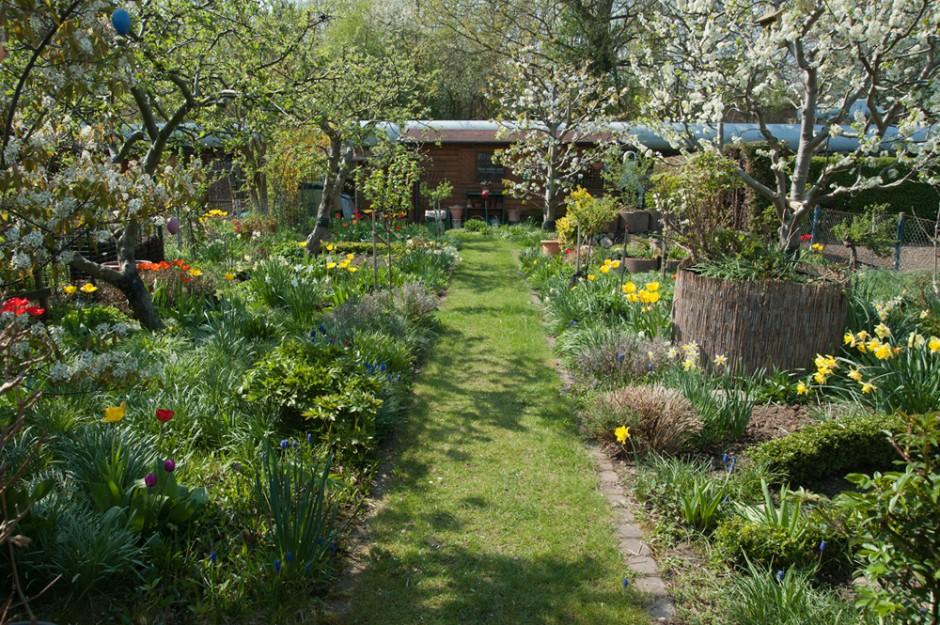 Mako Mizobuchi: »Die Gärten«