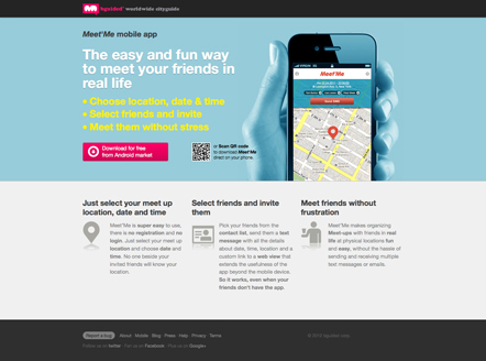 Bild bguided city guide