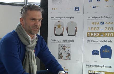 Bild Mutabor HSV-Jubiläumsdesign