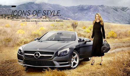 Bild Mercedes Fashion