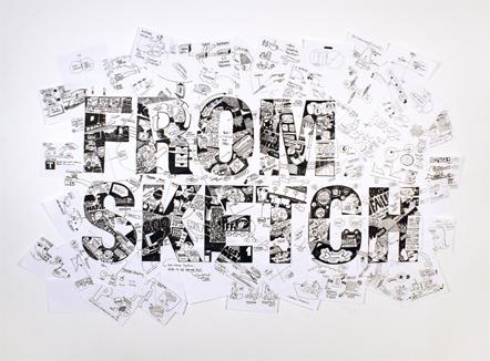 Bild Arte Creative From Sketch