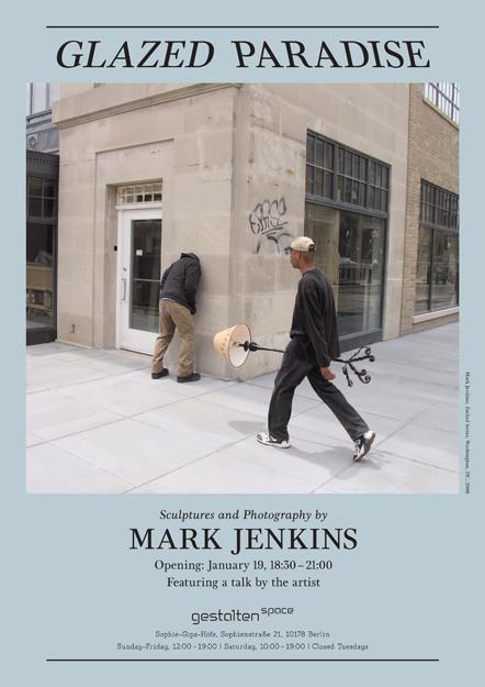 Bild Mark Jenkins Gestalten