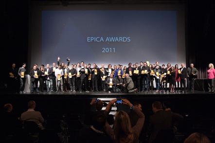 Bild Epica Awards 2011