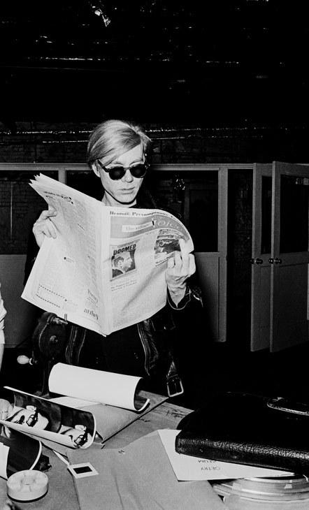 Bild Warhol Headlines