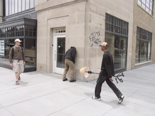 Embed Series, Washington, DC, 2006 by Mark Jenkins