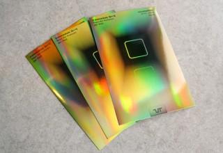 Identity and visual sytem for transmediale 2k+12. / with Manuel Bürger, Timm Häneke