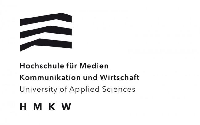 Corporate Design für die HMKW Hochschule für Medien, Kommunikation und Wirtschaft.
