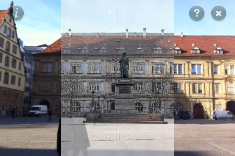 Ansicht Schillerplatz