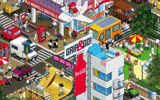 Cokecity (Coca Cola advertising)