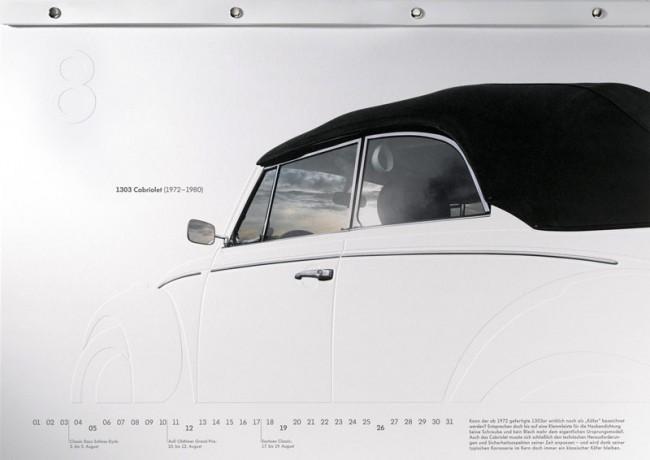Volkswagen Kalender 2012