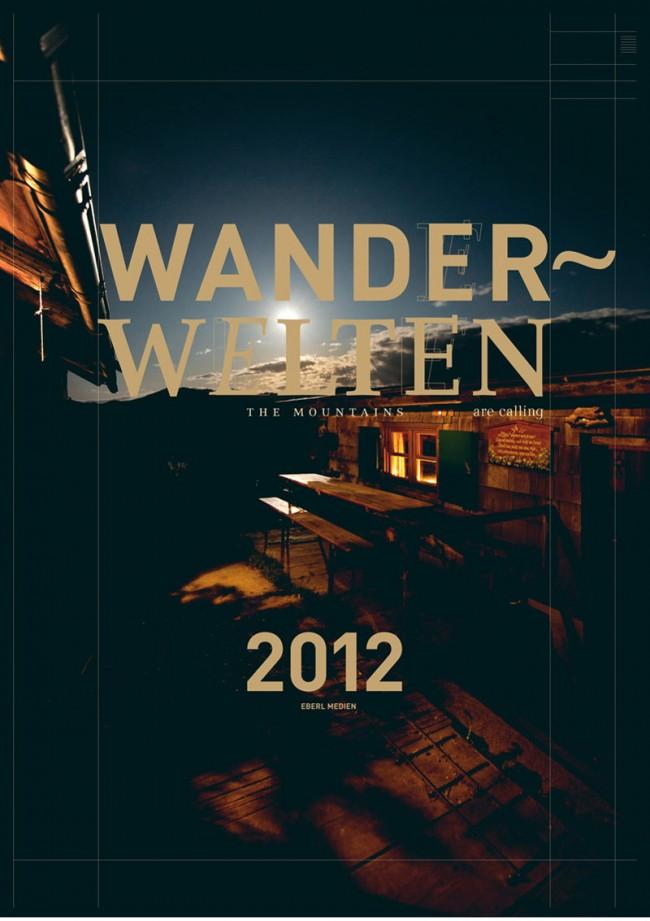 »Wanderwelten« Kalender 2012