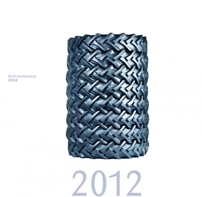 Bohnenkamp Kundenkalender 2012