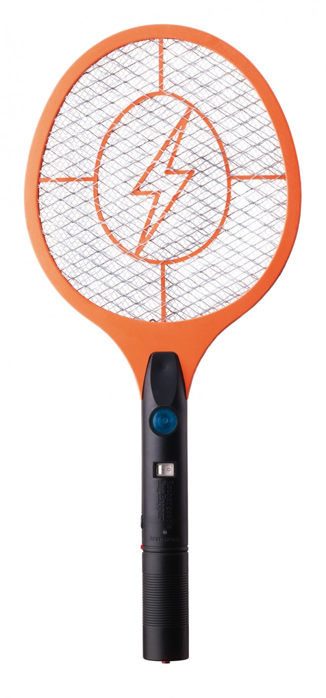 Der elektrische Mückenschläger