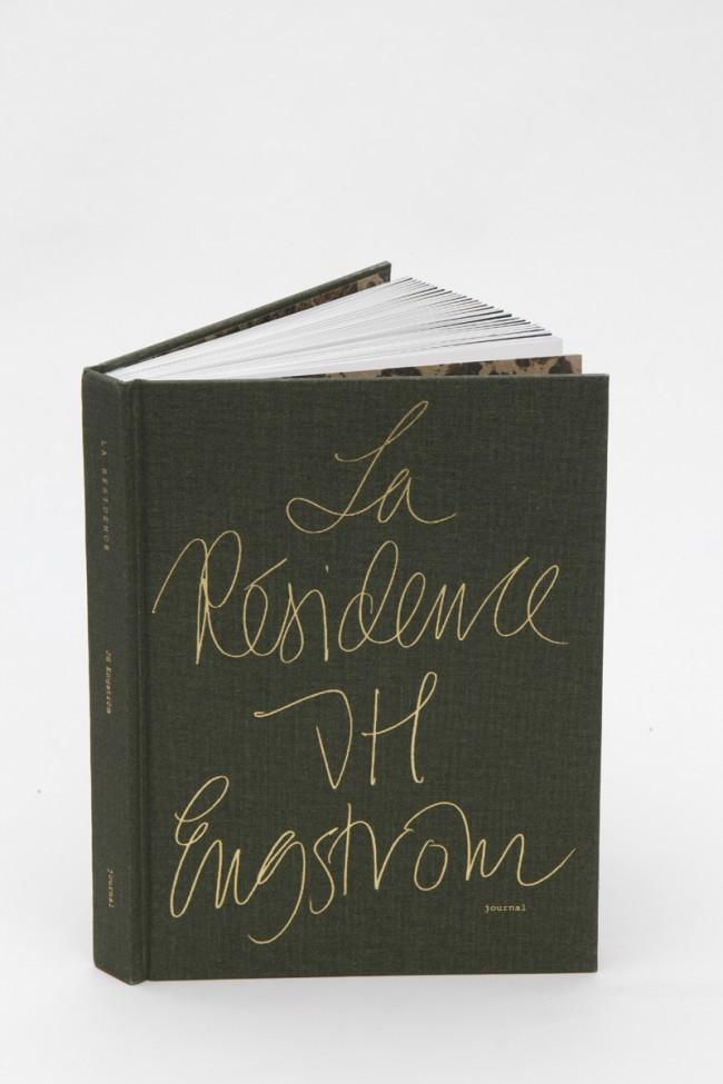 Der Preis »Goldene Letter« ging an Gregor Ulf Nilson für »La Résidence« von JH Engström