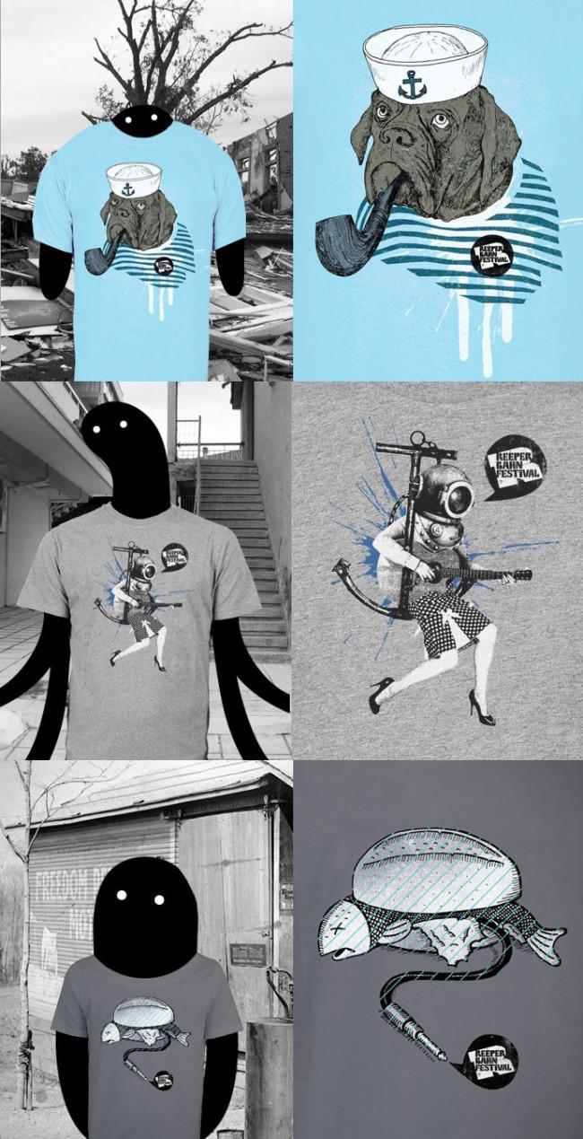 Reeperbahn T-Shirts
