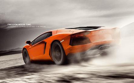 Bild Lamborghini Freedom