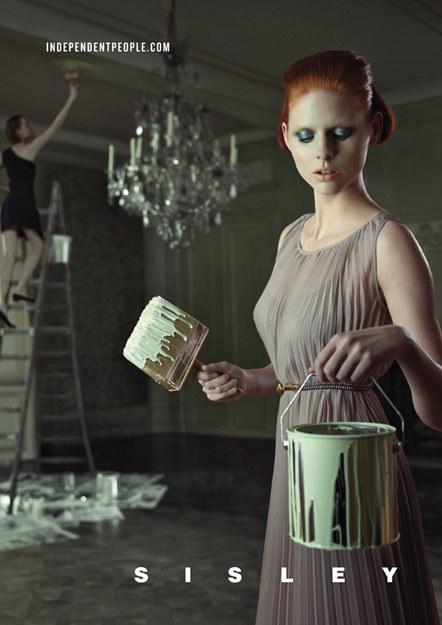 Bild Sisley Kampagne