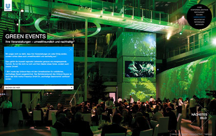 Bild Unilever-Haus Webseite